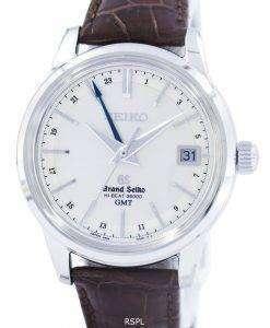 グランド セイコー HI-BEAT 36000 GMT 自動パワー リザーブ 37 宝石 SBGJ017 メンズ腕時計