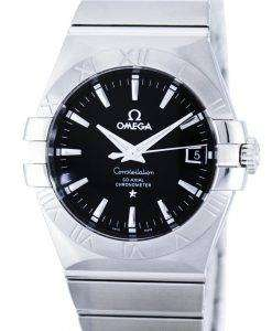 オメガ コンステレーション コーアクシャル クロノメーター自動パワー リザーブ 123.10.35.20.01.001 メンズ腕時計