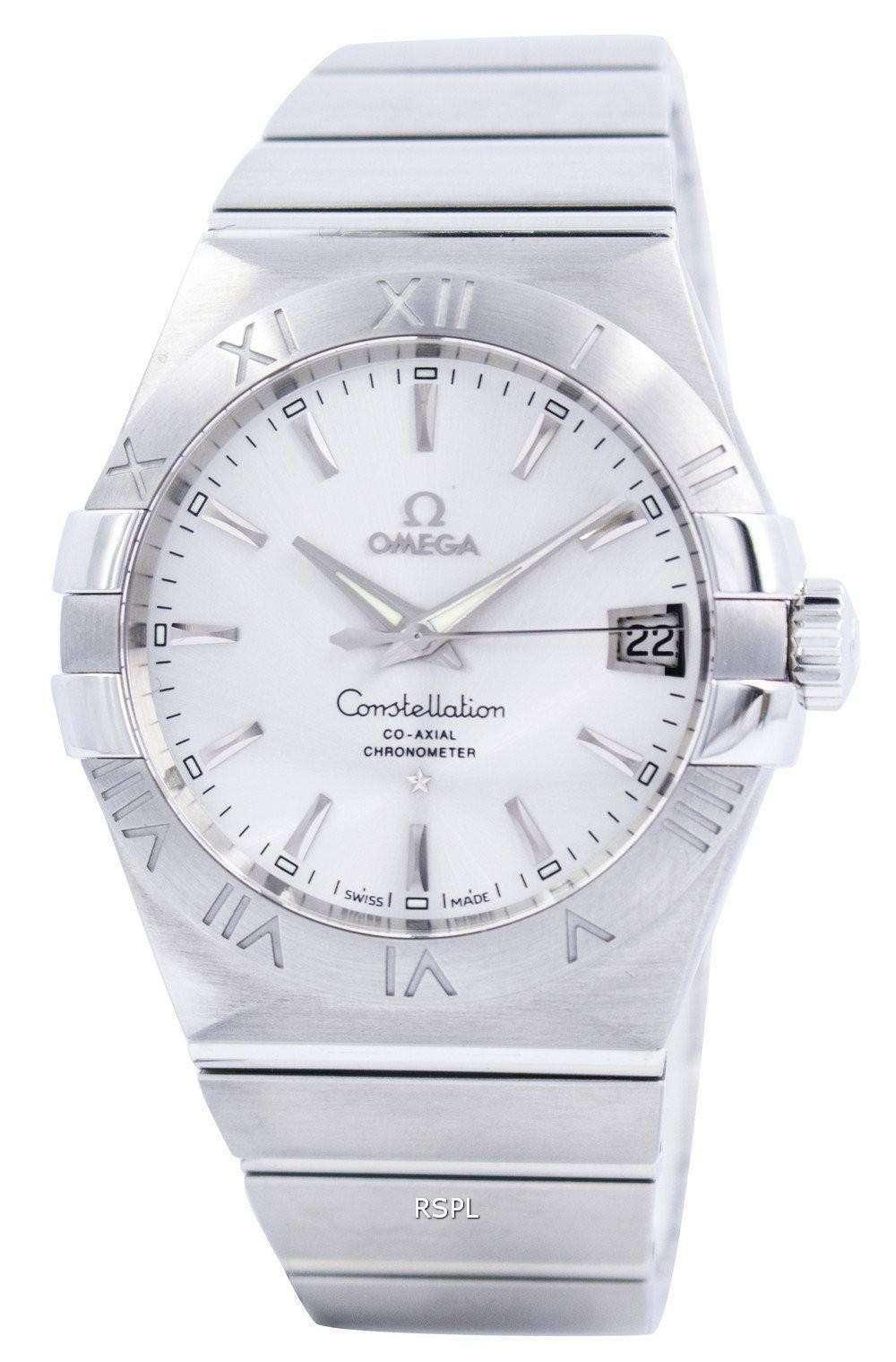 オメガ コンステレーション コーアクシャル クロノメーター 123.10.38.21.02.001 メンズ腕時計