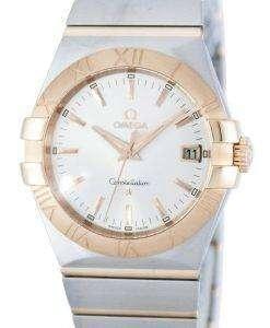 オメガ コンステレーション クォーツ 123.20.35.60.02.001 メンズ腕時計