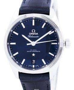 オメガ コンステレーション コーアクシャル グローブ マスター マスター クロノメーター 130.33.39.21.03.001 メンズ腕時計