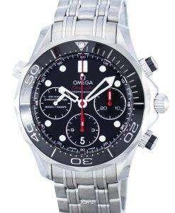 オメガ シーマスター プロのダイバー コーアクシャル クロノグラフ自動 212.30.42.50.01.001 メンズ腕時計