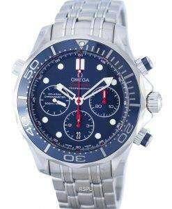 オメガ シーマスター プロダイバー コーアクシャル クロノグラフ自動 212.30.44.50.03.001 メンズ腕時計