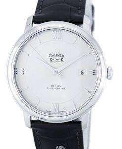 オメガ ・ デ ・ ヴィル プレステージ コーアクシャル クロノメーター自動電源予備 424.13.40.20.02.001 メンズ腕時計
