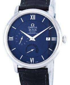 オメガ ・ デ ・ ヴィル プレステージ コーアクシャル クロノメーター自動電源予備 424.13.40.21.03.001 メンズ腕時計