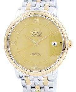 オメガ ・ デ ・ ヴィル プレステージ コーアクシャル クロノメーター 424.20.37.20.08.001 メンズ腕時計