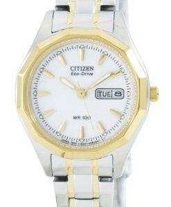 市民エコ ・ ドライブ EW3144-51 a レディース腕時計