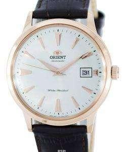 オリエント第 2 世代バンビーノ自動パワー リザーブ FAC00002W0 メンズ時計
