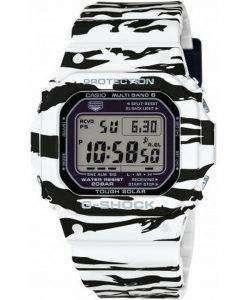カシオ G ショック デジタル タイガー迷彩マルチバンド 6 GW は-M5610BW-7 メンズ腕時計