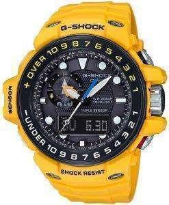 カシオ G ショック GULFMASTER トリプル センサー原子 GWN 1000 H 9A メンズ腕時計