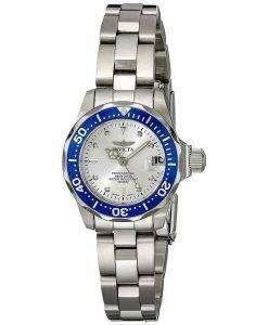 インビクタ Pro ダイバー プロフェッショナル クォーツ 200 M 14125 女性の腕時計