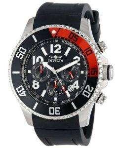 インビクタ Pro ダイバー クロノグラフ クォーツ タキメーター 15145 メンズ腕時計
