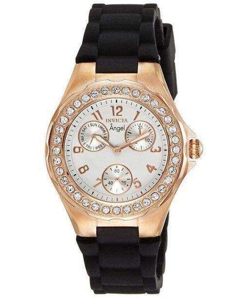 インビクタ天使水晶アクセント 1645 レディース腕時計