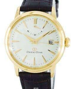 オリエント スター クラシック自動パワー リザーブ SAF02001S0 メンズ時計