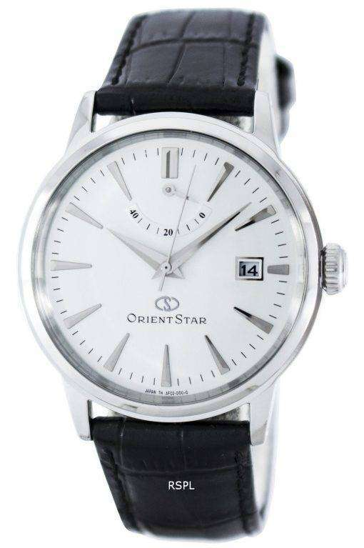 オリエント スター クラシック自動パワー リザーブ SAF02004W0 メンズ時計