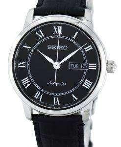 セイコー プレサージュ自動 24 宝石日本製 SRP765J2 メンズ腕時計