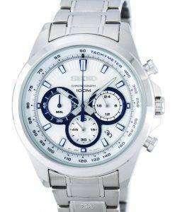 セイコー クロノグラフ クオーツ タキメーター SSB239 SSB239P1 SSB239P メンズ腕時計