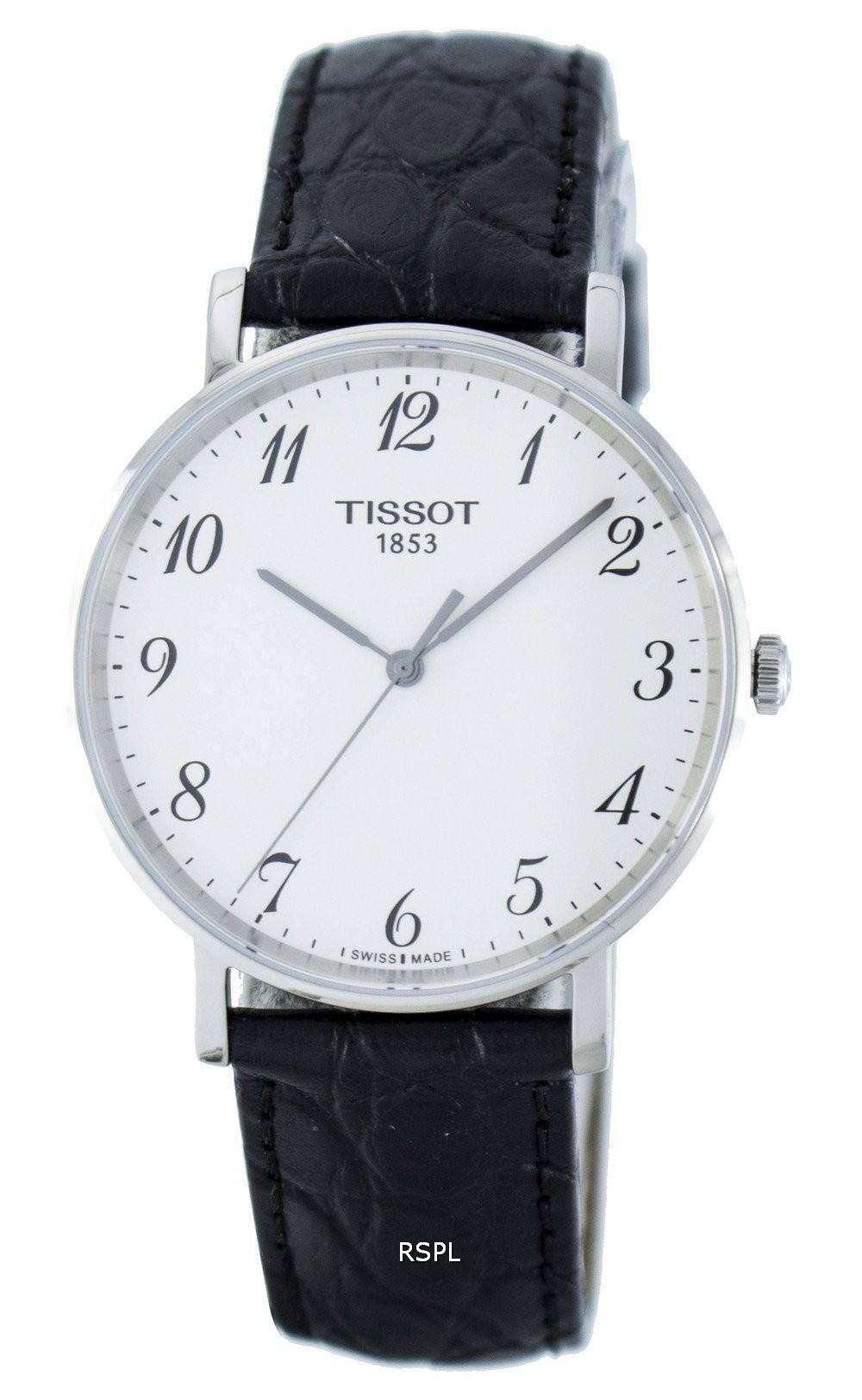 ティソ T-クラシック毎回中 T109.410.16.032.00 T1094101603200 ユニセックス腕時計
