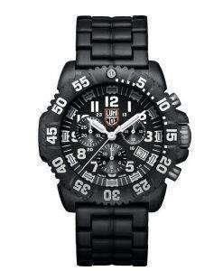 ルミノックス ネイビー シール カラーマーク クロノグラフ 3080 シリーズ スイス製 200 M XS.3082 メンズ腕時計