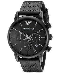 エンポリオアルマーニ クラシック クオーツ クロノグラフ AR1737 メンズ腕時計