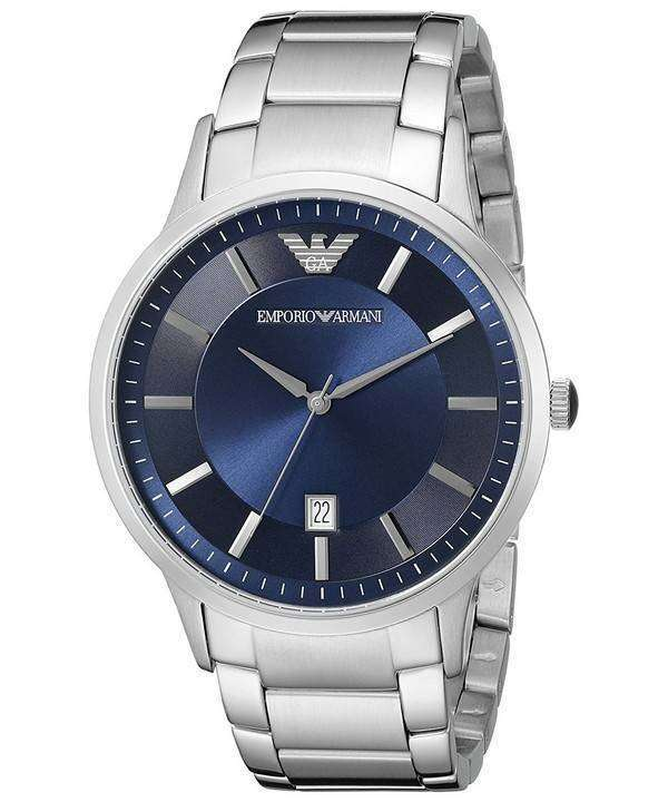エンポリオアルマーニ クラシック クォーツ AR2477 メンズ腕時計