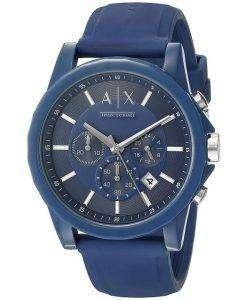 アルマーニエクス チェンジ クオーツ クロノグラフ AX1327 メンズ腕時計