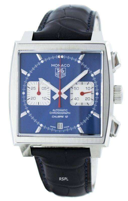 タグ ・ ホイヤー モナコ自動 Chrongraph キャリバー 12 スイス製 caw 2111.FC6183 メンズ腕時計