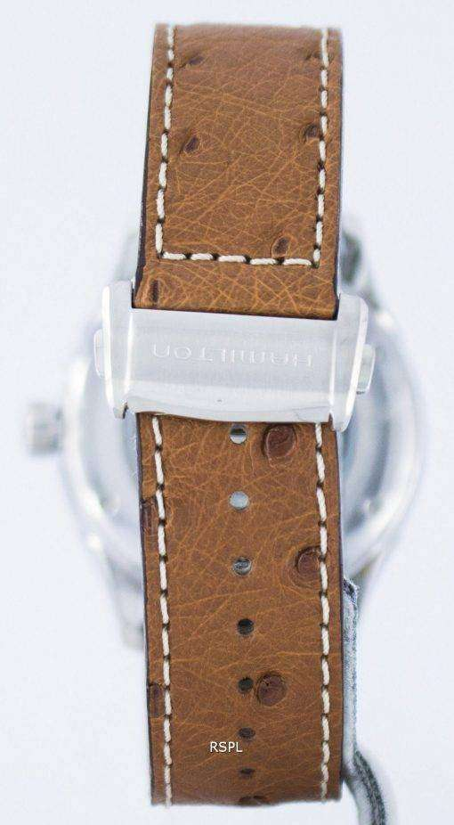 ハミルトン ジャズ マスター ビューマ チック自動スイス製 H32755851 メンズ腕時計
