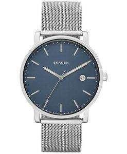 スカーゲン ハーゲン石英スチール メッシュ トラップ SKW6327 メンズ腕時計