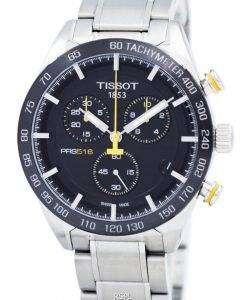 ティソ PRS 516 クオーツ クロノグラフ T100.417.11.051.00 T1004171105100 メンズ腕時計