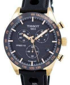 ティソ PRS 516 クオーツ クロノグラフ T100.417.36.051.00 T1004173605100 メンズ腕時計