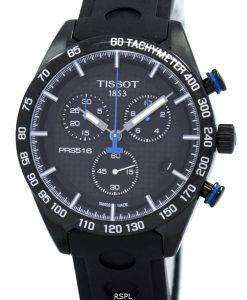 ティソ PRS 516 クオーツ クロノグラフ T100.417.37.201.00 T1004173720100 メンズ腕時計