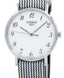 ティソ T-クラシック毎回中クオーツ T109.410.18.032.00 T1094101803200 ユニセックス腕時計