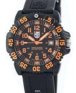 ルミノックス海海軍シール カラーマーク 3050 シリーズ スイス製クォーツ 200 M XS.3059 メンズ腕時計