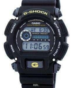 カシオ G ショック デジタル 200 M DW-9052-1 b メンズ腕時計