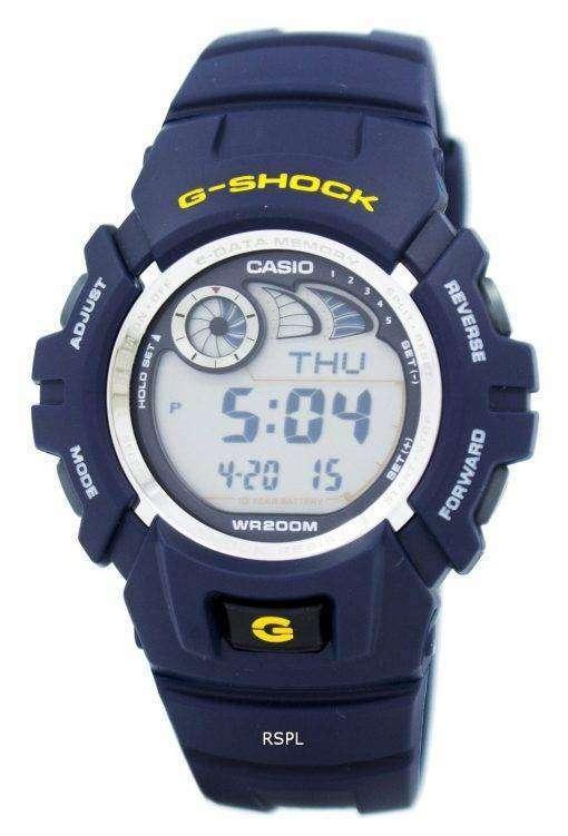 カシオ G-ショック アラーム ストップウォッチ メンズ腕時計 G 2900F 2 v G2900F 2VDR