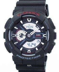 カシオ G-ショック アナログ デジタル GA-110-1 a GA110 ワールドタイムメンズ腕時計