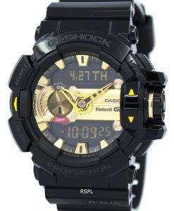 カシオ G ショック G'MIX ブルートゥース スマート世界時間アナログ デジタル GBA 400 1A9 メンズ腕時計