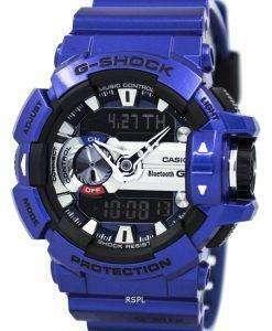 カシオ G ショック G'MIX ブルートゥース スマート世界時間アナログ デジタル GBA-400-2 a メンズ腕時計