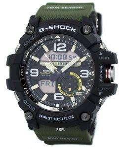 カシオ G ショック Mudmaster アナログ デジタル ツイン センサー GG 1000-1 a 3 メンズ腕時計