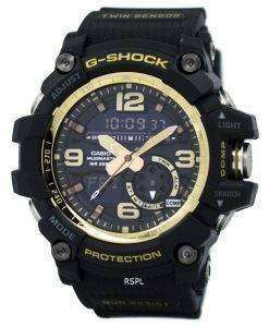 カシオ G ショック MUDMASTER アナログ デジタル世界時間アラーム GG-1000 GB-1 a メンズ腕時計