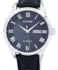 市民自動 NH8360 12 H メンズ腕時計