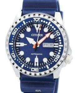 シチズン自動 100 M NH8381-12 L メンズ腕時計