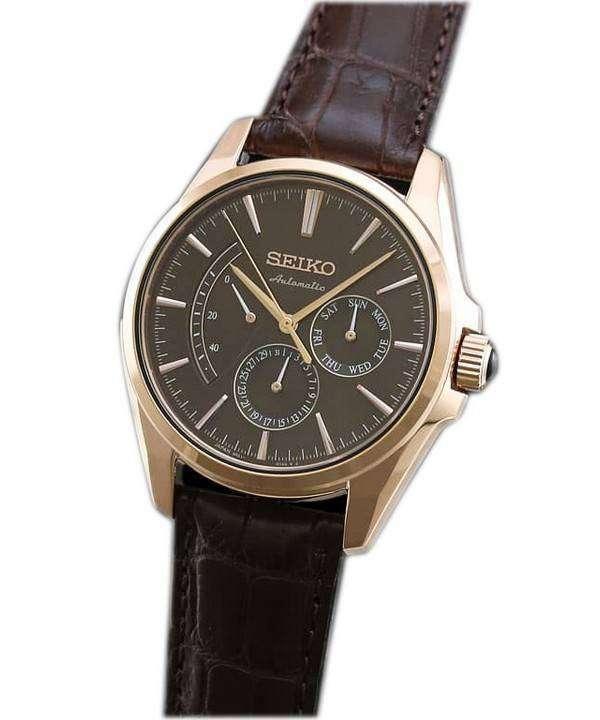 SARW034 メンズ腕時計セイコー プレサージュ自動パワー リザーブ日本
