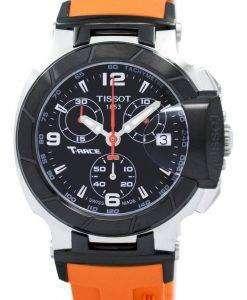 ティソ T シャツレース クロノグラフ T048.217.27.057.00 T0482172705700 レディース腕時計