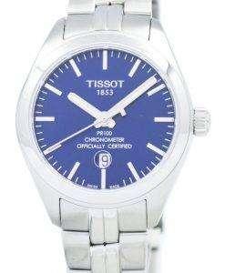 ティソ PR 100 クォーツ クロノメーター T101.251.11.041.00 T1012511104100 レディース腕時計