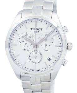 ティソ PR 100 クオーツ クロノグラフ T101.417.11.031.00 T1014171103100 メンズ腕時計