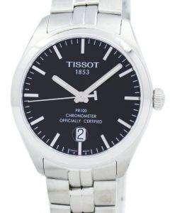 ティソ PR 100 クォーツ クロノメーター T101.451.11.051.00 T1014511105100 メンズ腕時計