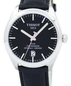 ティソ PR 100 クォーツ クロノメーター T101.451.16.051.00 T1014511605100 メンズ腕時計