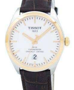 ティソ PR 100 クォーツ クロノメーター T101.451.26.031.00 T1014512603100 メンズ腕時計
